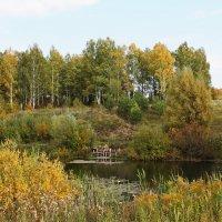 Осень в Рузаново :: Лариса Коломиец