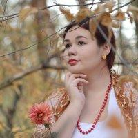 Осенние мгновения :: Вета Жаринова