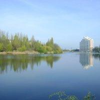 Озеро :: Валентина Юшкова