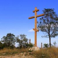 Воздвиженье  Честного и Животворящего Креста Господня. :: Валентина ツ ღ✿ღ