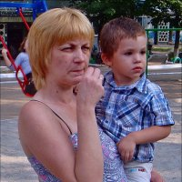 Пристальное внимание :: Нина Корешкова