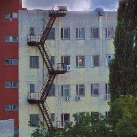 изгибы лестницы крутые :: Александр Корчемный