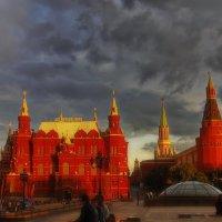Москва - Центр Мира :: M Marikfoto