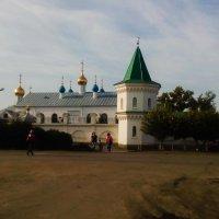 храм в Сибирской глубинке :: Антон Бояркеев