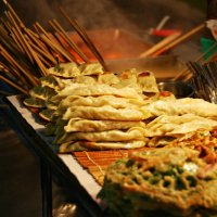 Уличная еда :: Tatiana Belyatskaya