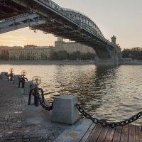 Андреевский мост :: Алексей Окунеев