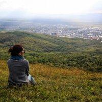 На горе -на город :: Ilona An