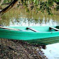 лодка :: Tatiana Ulanovskaya