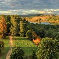 Осень в Изборске :: Сергей Григорьев