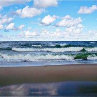 Море волнуется... :: Валерия Комова