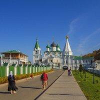 Вознесенский Печорский монастырь :: Николай Полыгалин