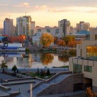 Утро в Челябинске :: Илья