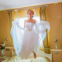 воздушная невеста :: Мария Корнилова