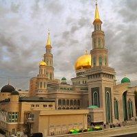 Московская соборная мечеть :: Галина