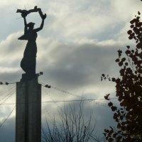 Памятник победы. :: Александр Атаулин