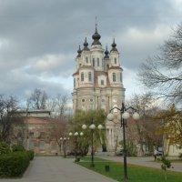 Церковь Козьмы и Демиана. :: Александр Атаулин