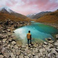 Озеро Кель-Тор Кыргызстан :: Maxim Claytor