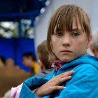 Портрет девочки :: Алексей Тырышкин