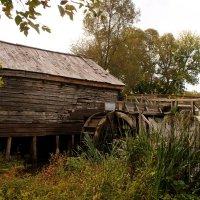 ..старая мельница..(2) :: Александр Герасенков
