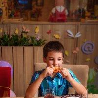 Саша (детский праздник) :: Алексей Шеметьев