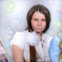 в школу ... :: Anna Dontsova