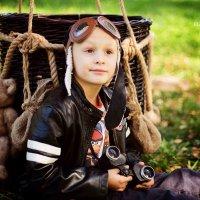 """Мой маленький """"пилот"""" :: Елизавета Ковылина"""