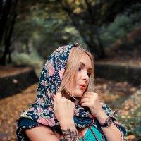 русская красота бывает разной :: Дарья