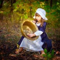Золушка в осеннем лесу :: Ольга Егорова