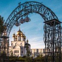Абаканский кафедральный собор. :: Сергей Бажов