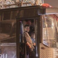Автобус,заслонивший объекты съёмки :: Aнна Зарубина