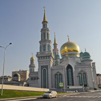 Новая мечеть :: Борис Александрович Яковлев