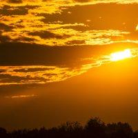 На закате дня :: Георгий Морозов