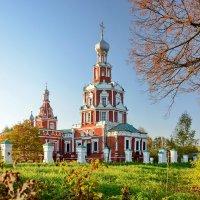 Спасская церковь :: Леонид Иванчук