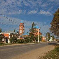 Главная улица уездного города :: Константин