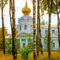 † Успенский Кафедральный собор г.Боровичи :: Юлия Верещагина