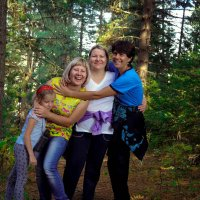 В лесу :: Olga Rosenberg