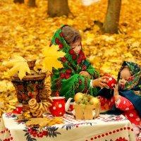 Осеннее чаепитие :: Наталия Ефремова