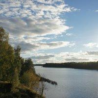 Пролив Тронгзунд :: Елена Павлова (Смолова)