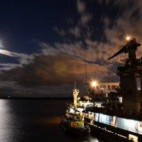Ночка лунная была :: Валерий Рыжов