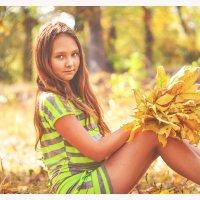 теплая осень :: Viktoriya Bilan