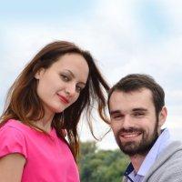 Молодая семья :: Сергей