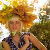 Осенний венок :: Алексей Кудрин
