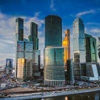 Москва-Сити :: Диана Каргина
