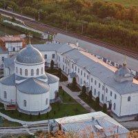 Свято-Успенский Дивногорский монастырь. :: Ирина Нафаня