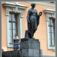У Михайловского замка... :: vadim