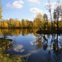 Плывущий островок :: Наталия Григорьева