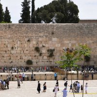 Стена Плача(Иерусалим) :: Евгений Дубинский