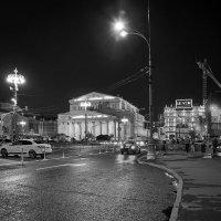 Вид на Театральную площадь и Большой театр. :: Игорь Иванов