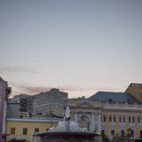 Вечер :: Елена Шахова