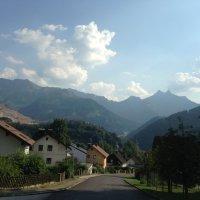 Маленький городок в Австрии :: Kameliia Хадлер